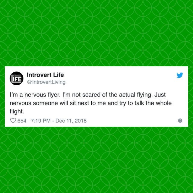 50 Hilarious Introvert Tweets That Were Spot On This
