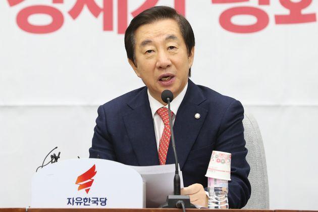 딸 'KT 특혜채용' 의혹에 김성태는