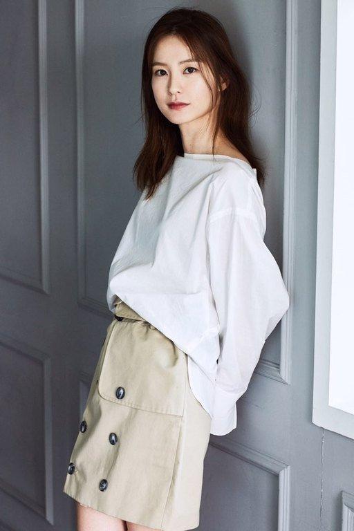 정유미가 넷플릭스 드라마 '보건교사 안은영'에