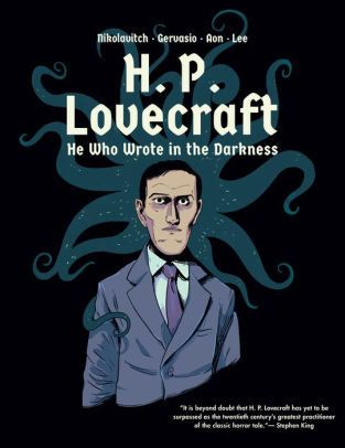 Alex Nikolavitch&rsquo;s <i>H. P. Lovecraft: He Who Wrote in the Darkness</i>&nbsp;focuses on Lovecraft&rsquo;s history, not his work.