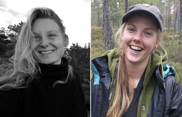 Louisa Vesterager Jespersen, 24, from Denmark and Maren Ueland, 28, from Norway, were found dead earlier...