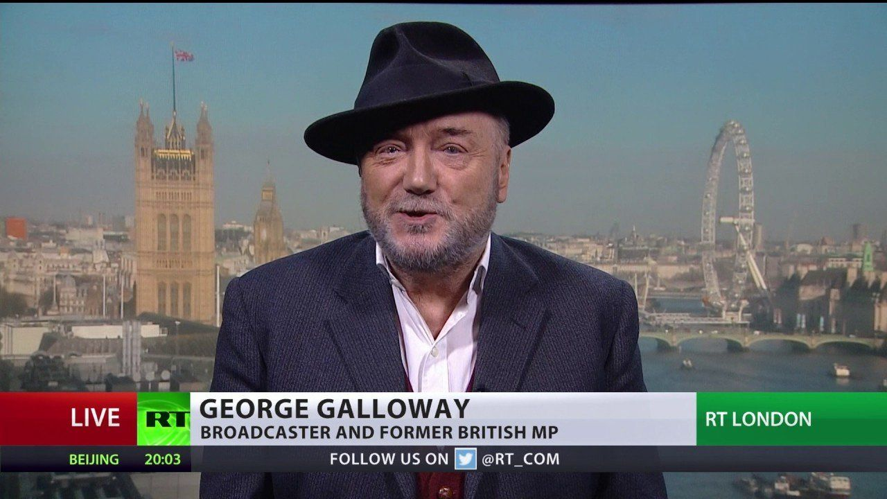 George Galloway's Skripal Coverage On Russian Media Broke Broadcasting Rules, Says