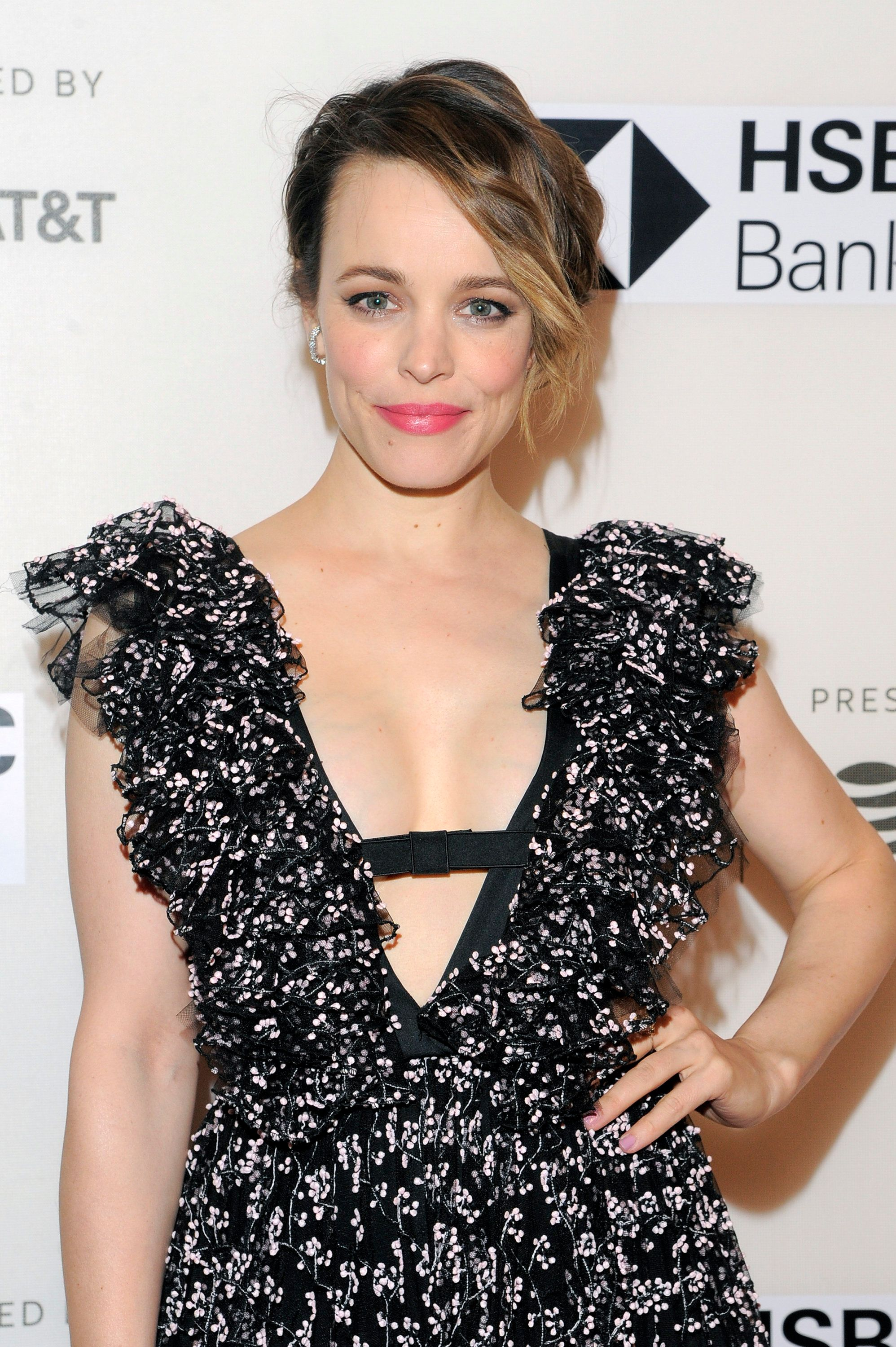 Rachel McAdams Hailed For Posing With Breast Pump During 'Iconic' Magazine