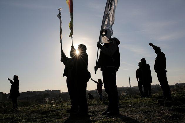 Σφαγή από την Τουρκία φοβούνται οι Κούρδοι της