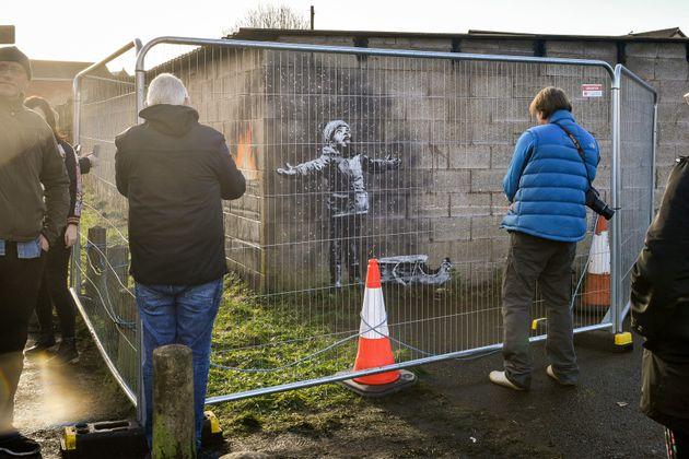 Banksy envía un mensaje imprescindible con su última