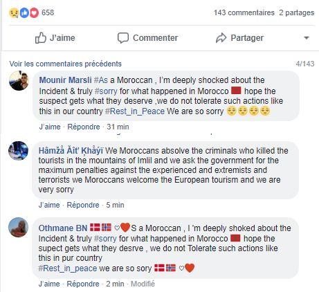 Sur le net et les réseaux sociaux, les Marocains s'engagent massivement pour dénoncer le drame