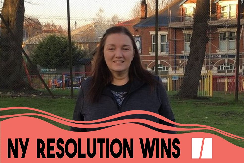 Resolution Wins: I Got Off The Sofa And Ran One Mile Each Day Of