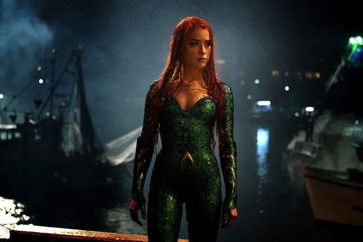 Mera probably about to kick some aqua butt.