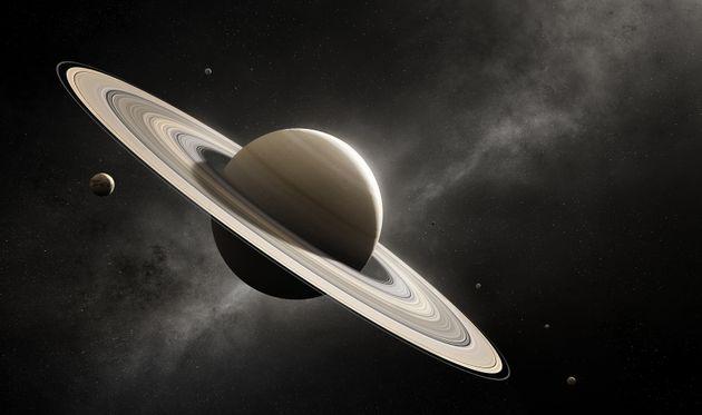 NASA: Ο Κρόνος χάνει τα «δαχτυλίδια»