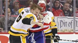 Hockey Enforcer's Punch Answers Rival Executive Who Called Him A