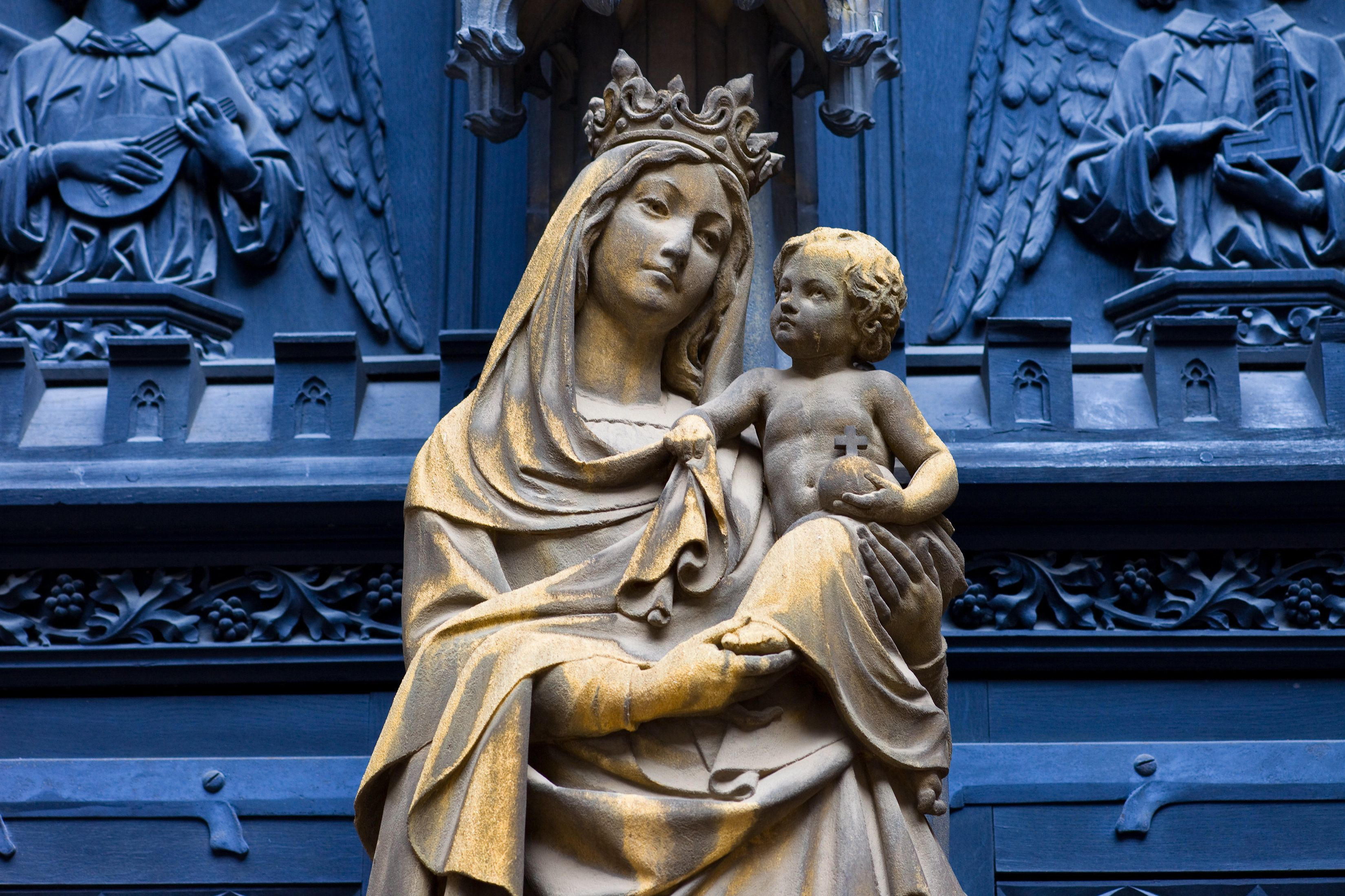 FYI: 'Immaculate Conception' Does Not Mean What You Think It