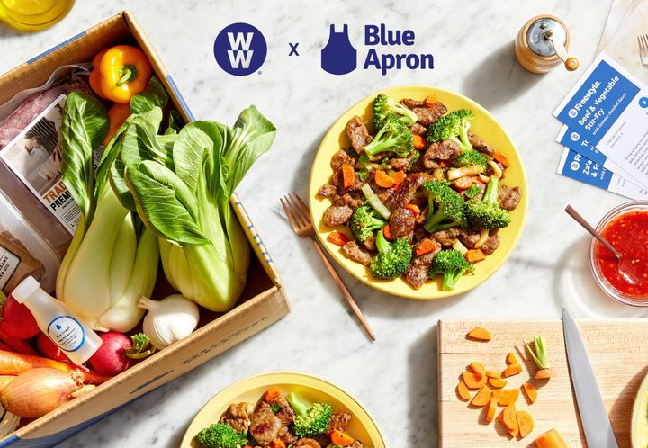 Get cooking with new Blue Apron recipes that are here just in time for 2020.