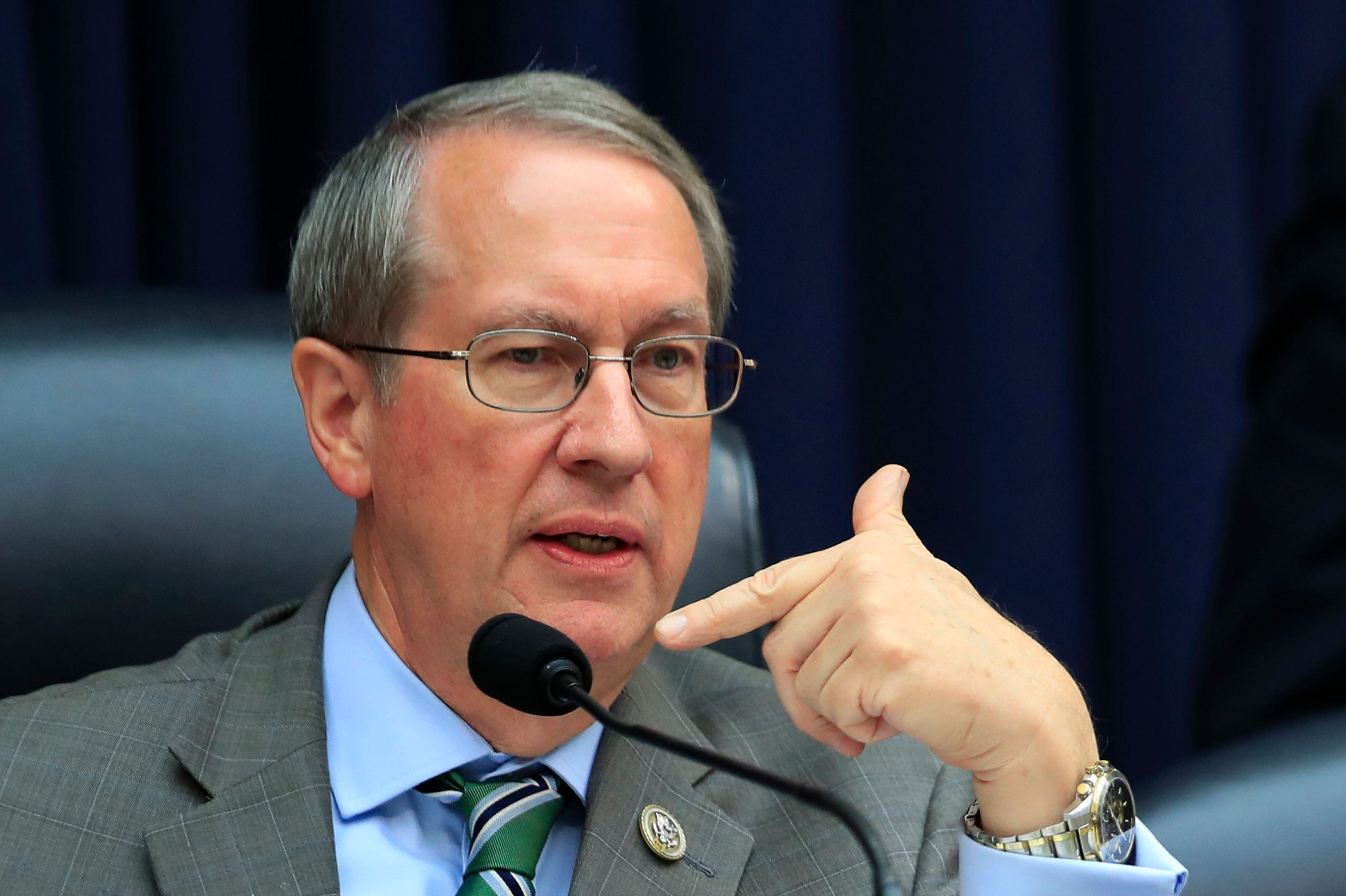 For his final act in Congress, retiring Rep. Bob Goodlatte (R-Va.) is holding up a bill that would help abused Native women.