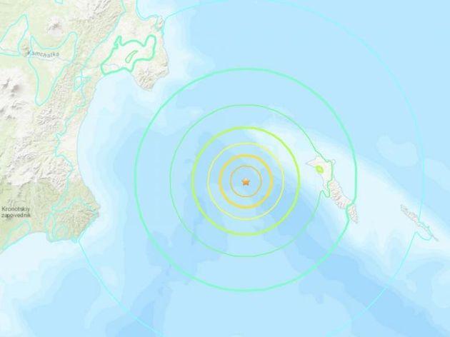 Ρωσία: Ισχυρός σεισμός 7,4 Ρίχτερ στην Καμτσάτκα - Δεν υπάρχει απειλή για