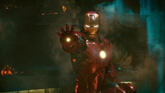 Marvel gives the OK to putting Iron Man on gravestone of child who died from cancer.