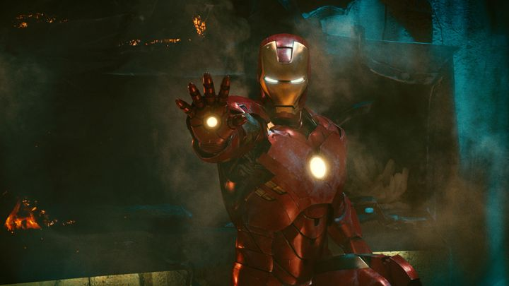 Iron Man was Ollie Gardiner's favorite character. Ollie died of cancer at age 13 in November 2017.