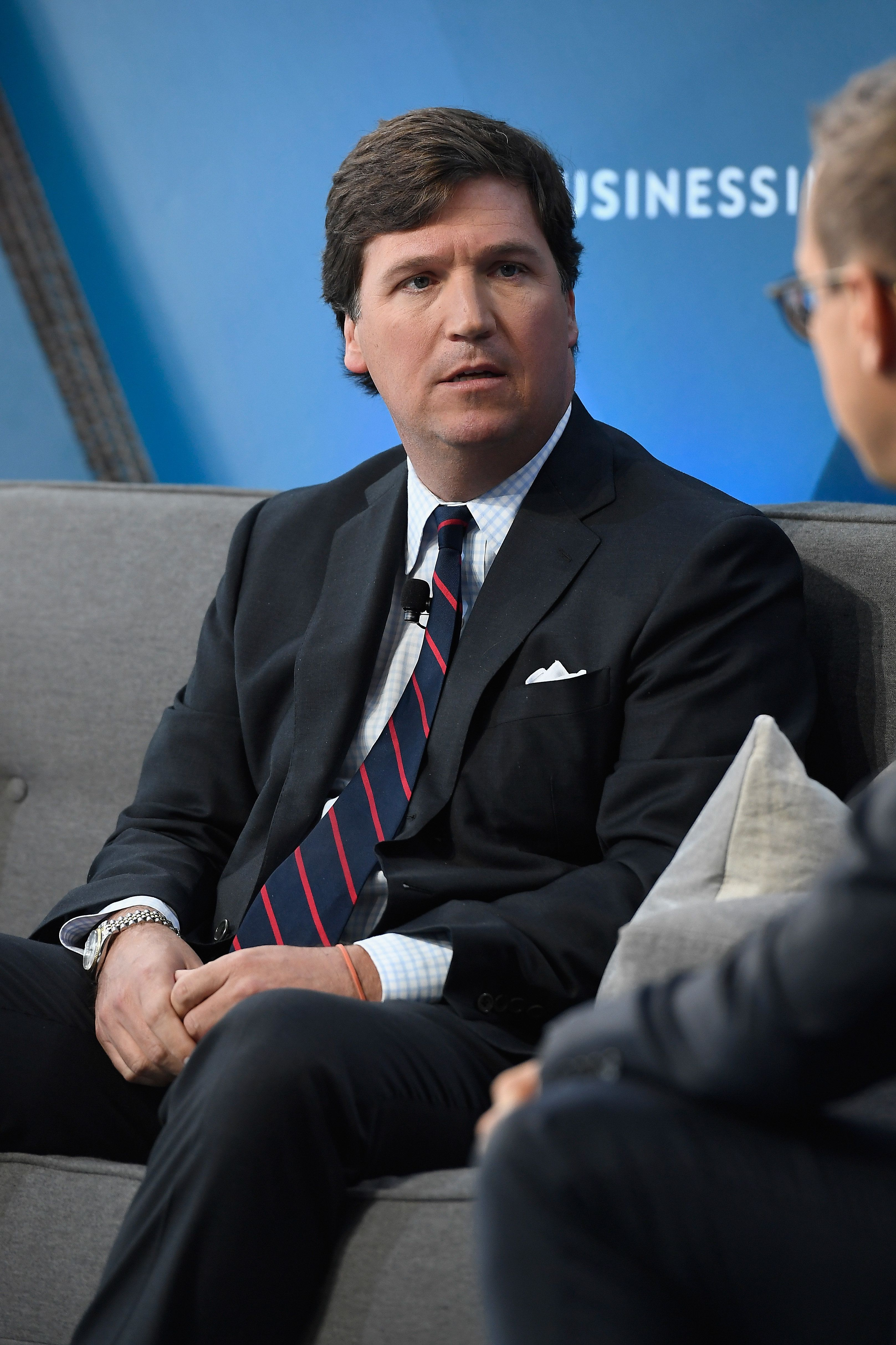 "After Fox News host Tucker Carlson said on Dec. 13 that immigrants make our country ""poorer and dirtier and more d"