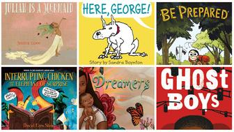 We asked librarians for the best children's books -- from board and pictures to graphic novels and YA novels -- of 2018.