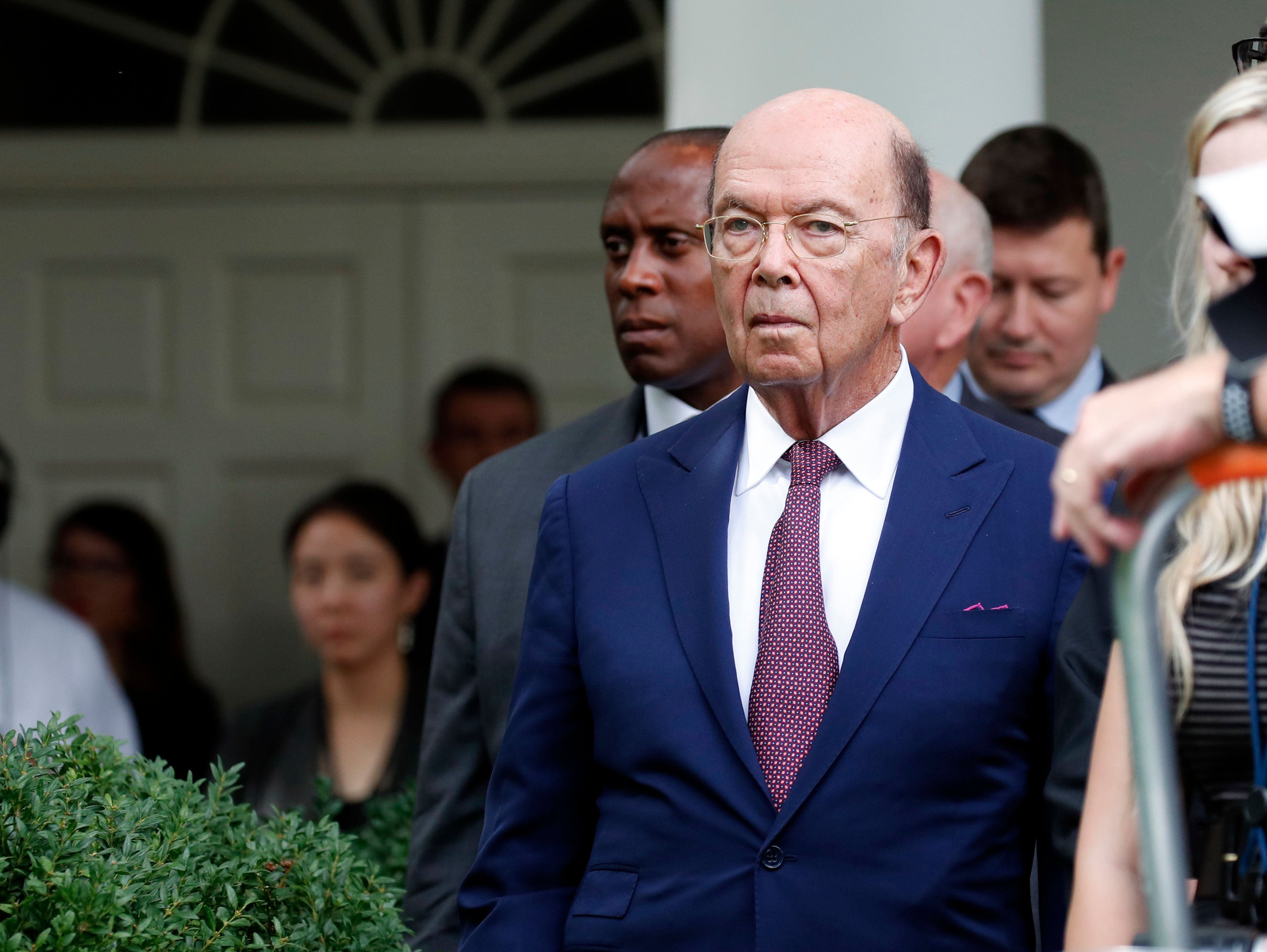 Commerce Secretary Wilbur Ross has changed his story on why his department wants to add a question about citizenship to the&n