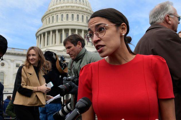 Rep.-elect Alexandria
