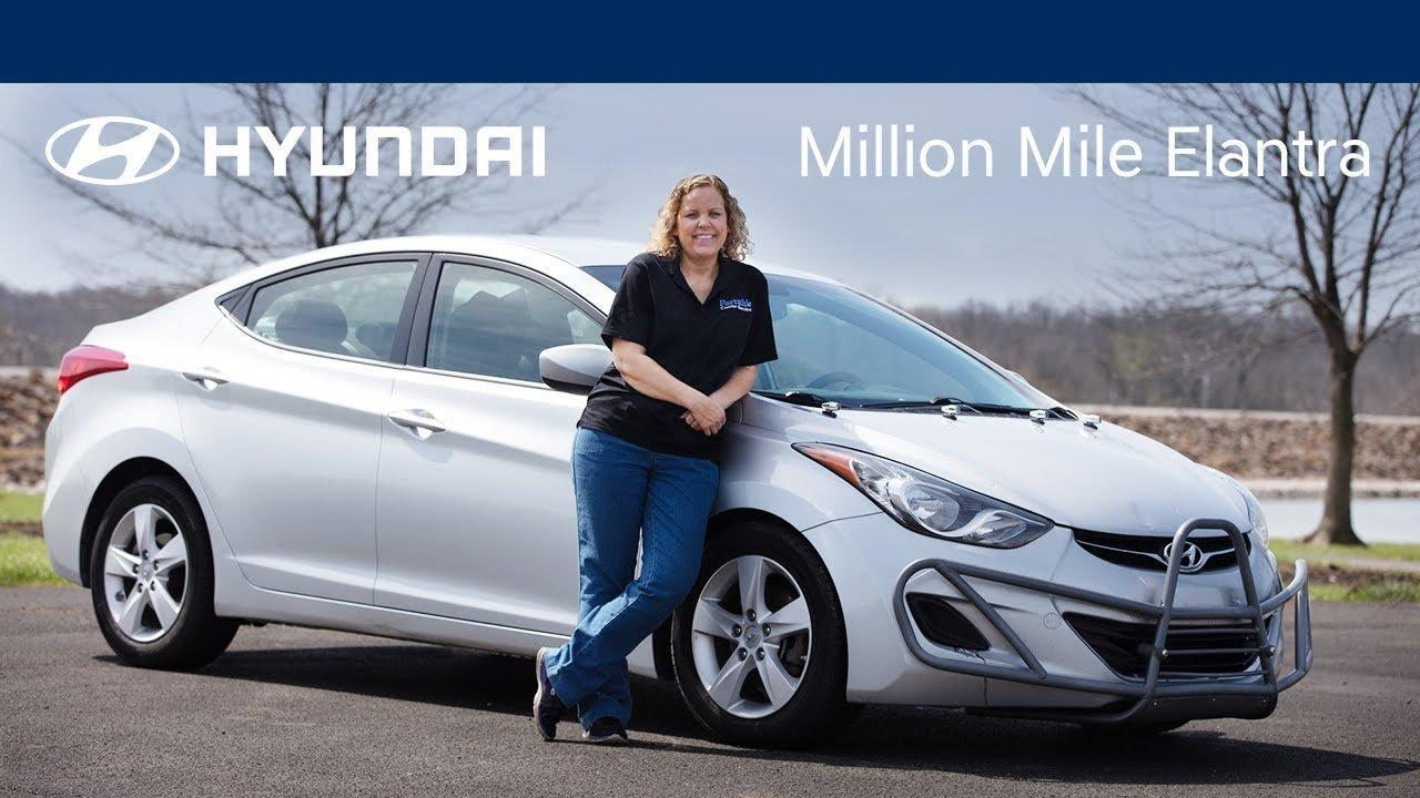 한 미국인이 현대자동차로 5년 동안 무려 160만km를