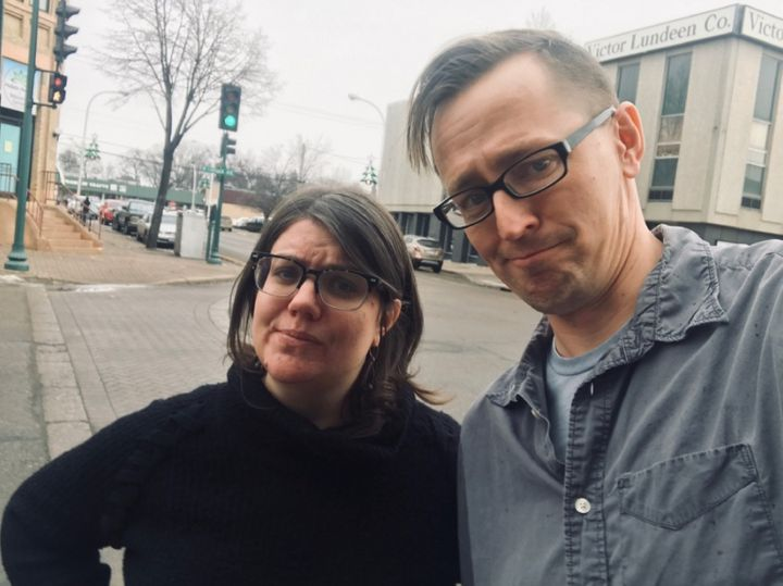Michele Anderson and Jake Krohn say it started with a snub in their rural Minnesota town.