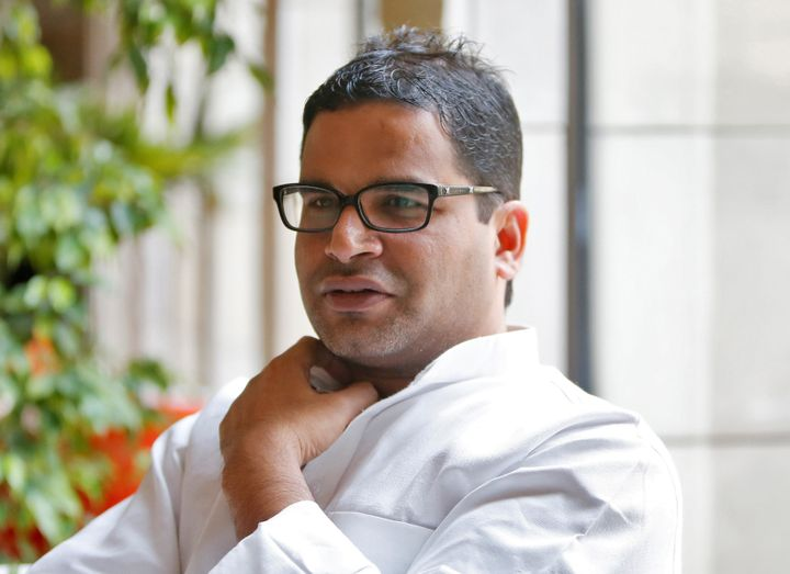 Prashant Kishor, now with the JD(U), was credited with playing a big role in the BJP's 2014 victory.