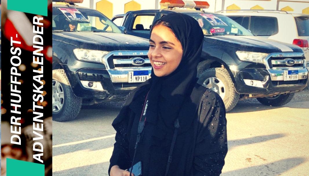 Sie entkam mit 11 der Kinderehe – heute kämpft Nada für Gerechtigkeit für alle