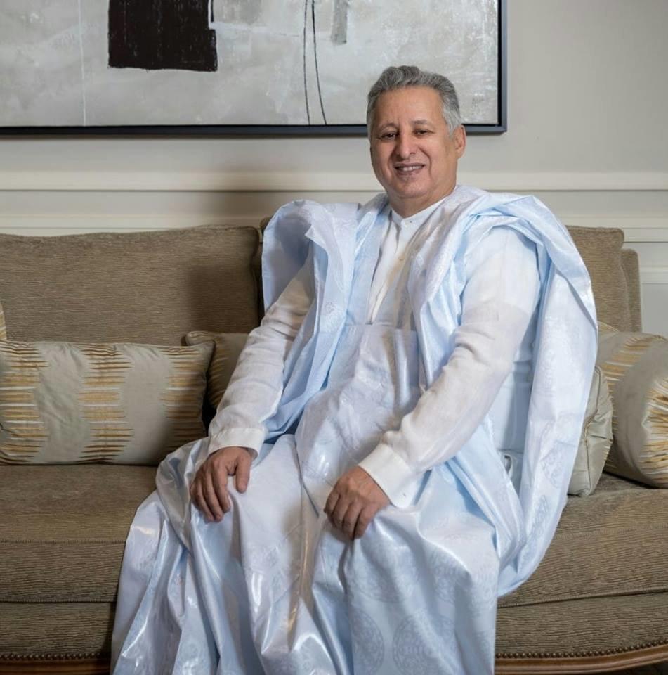 L'opposant mauritanien Mohamed Ould Bouamatou interdit d'entrée au