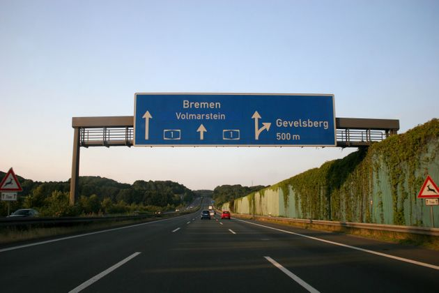 Bremen: Grüne wollen nächtliches Tempolimit 80 auf