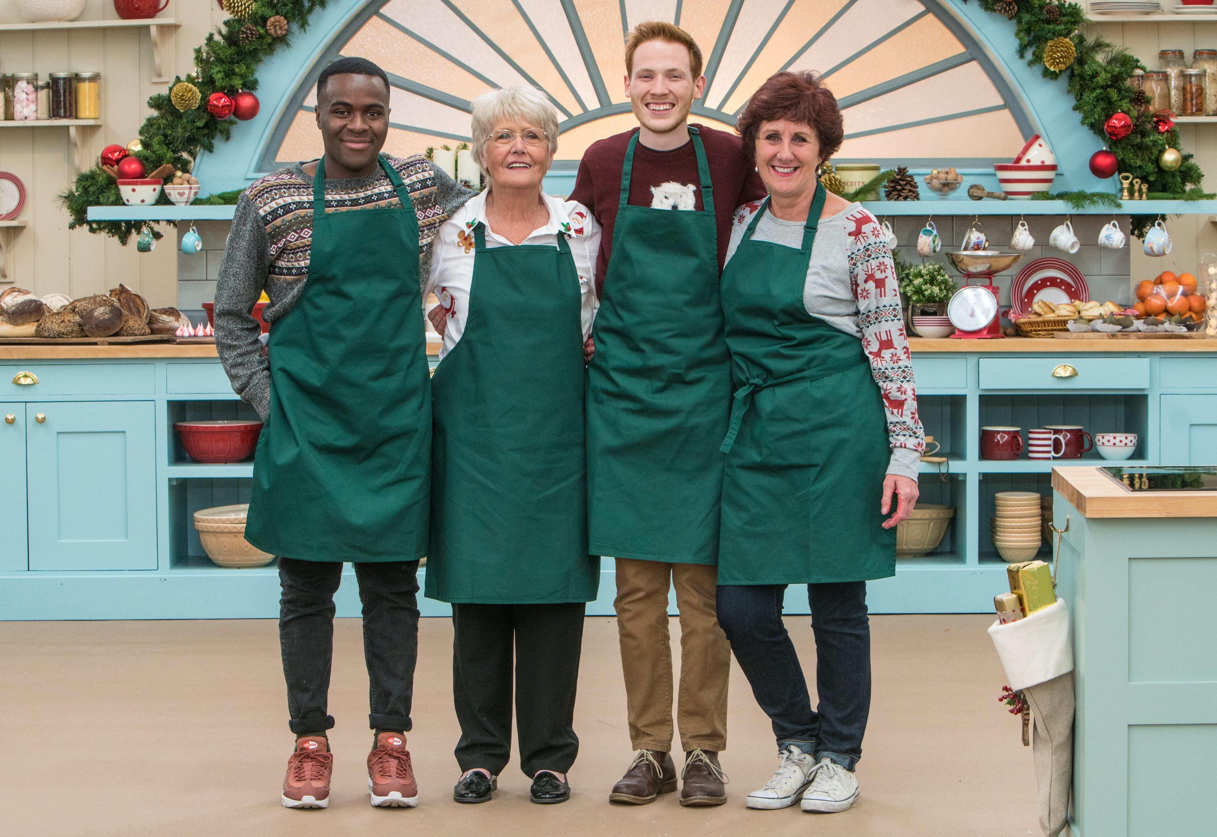 Bake Off's Christmas Special Was The Perfect Mixture Of Ingredients, Even If Flo's Cake Wasn't – HuffPost