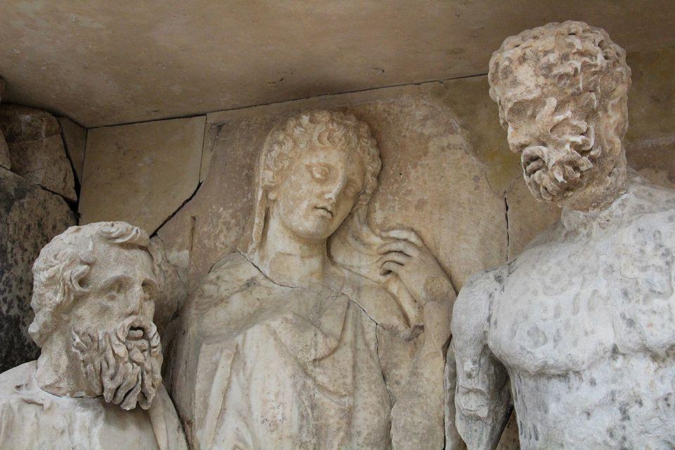 Ο Ιεροκλής με τον πατέρα...