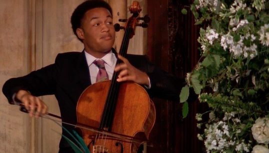 I'm The Cellist From The Royal Wedding – It Was A Joy To Perform The Music I Love For