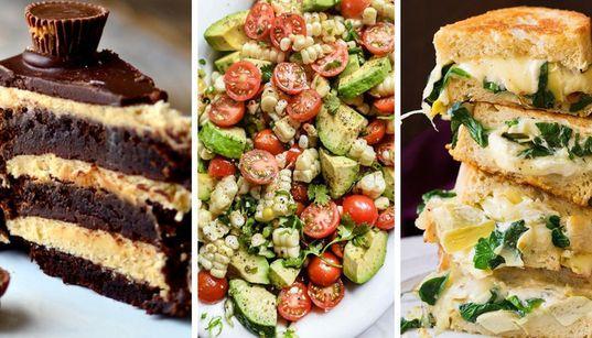 18 συνταγές που λάτρεψε το instagram μέσα στο