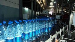 Ouverture d'une enquête sur la qualité de l'eau minérale