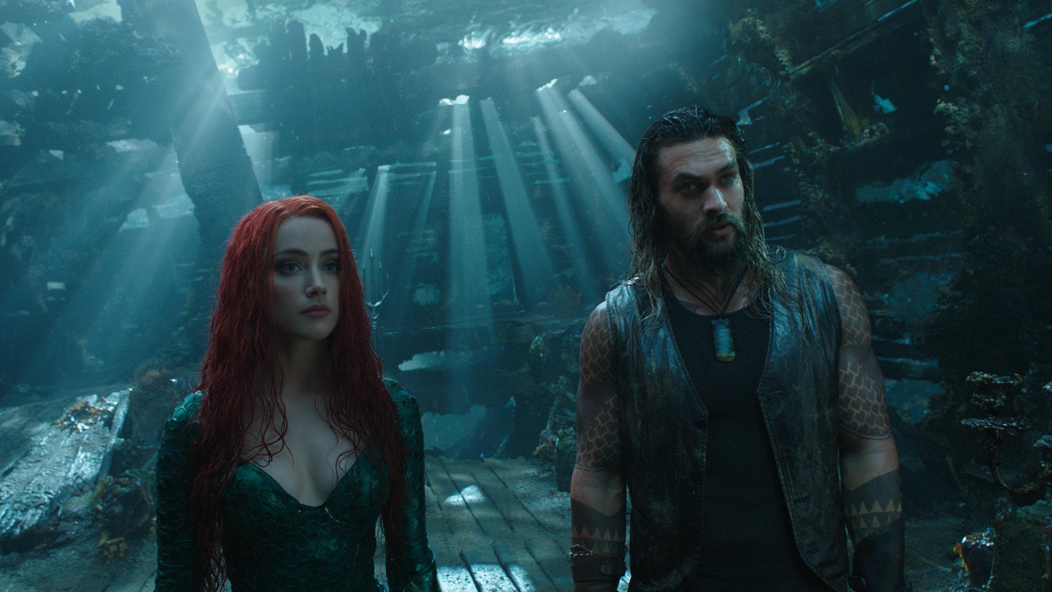 'Aquaman' Isn't Cheesy