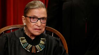 Justice Ruth Bader Ginsberg has a problem with the way this Congress handles