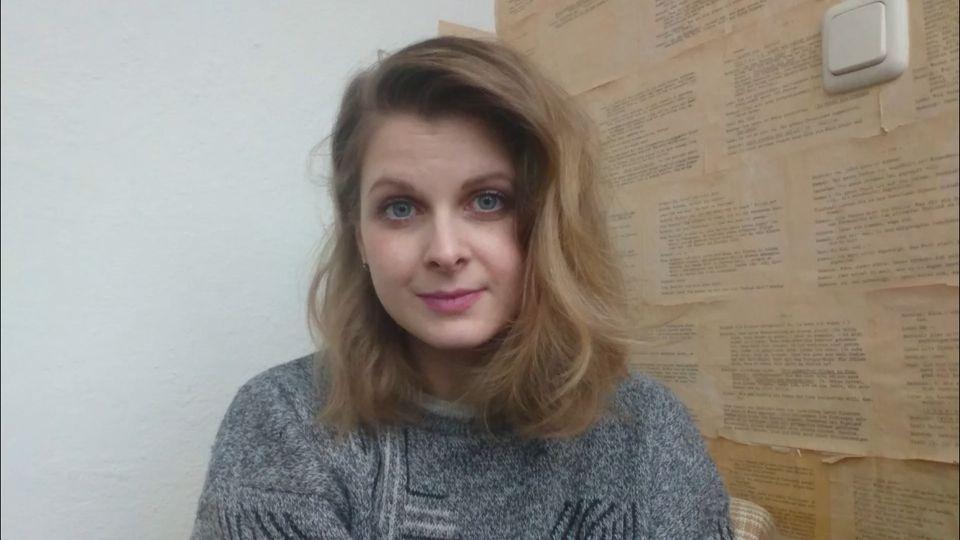 Agatha Kremplewski ist teilweise mit Sozialhilfe und Hartz IV