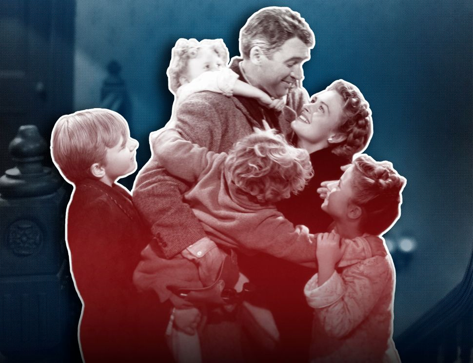"The resurrection of Frank Capra's ""It's A Wonderful Life"" was almost as strange as its creation."
