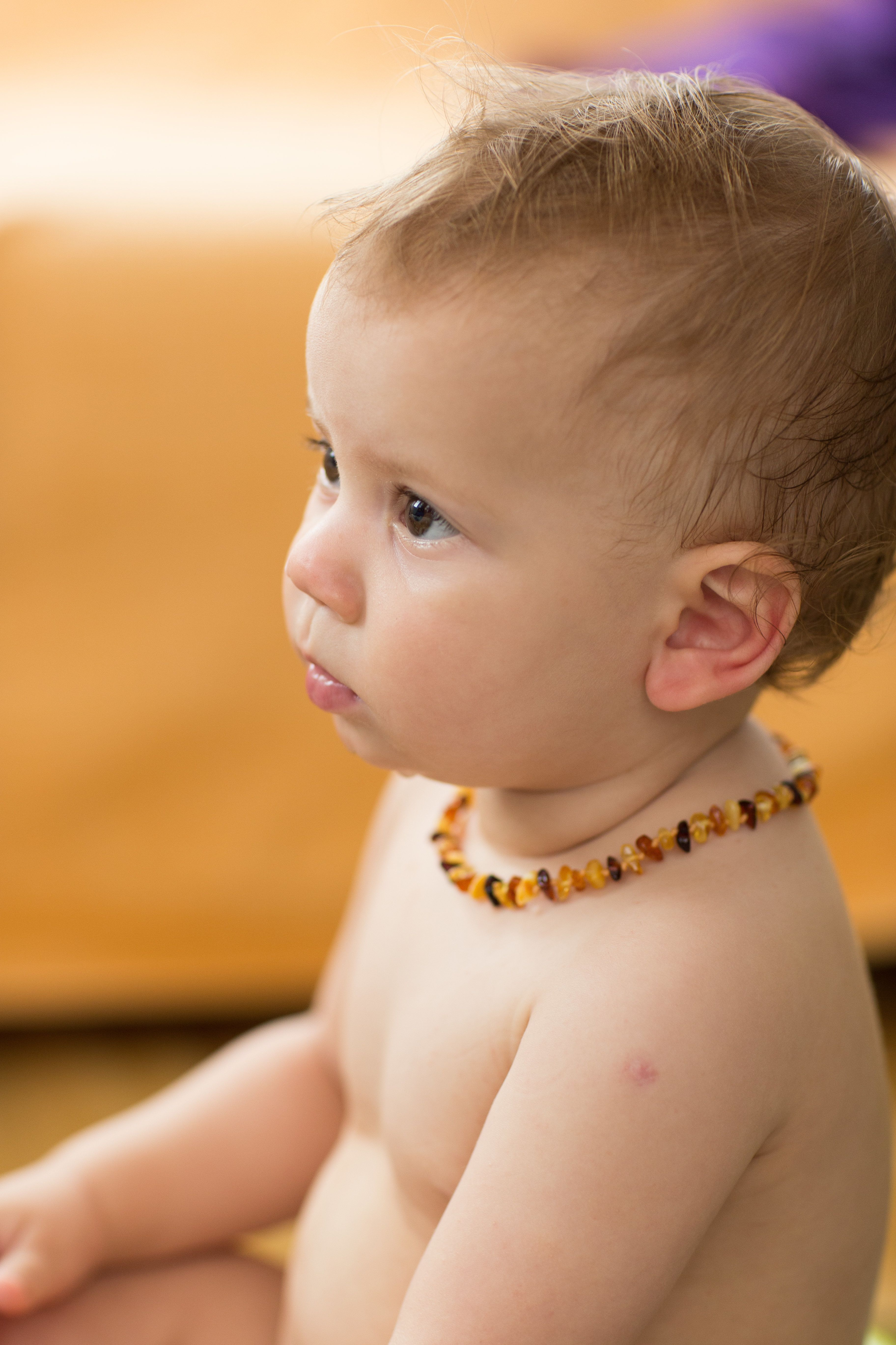 Teething rings can pose a severe hazard, according to the FDA.