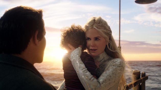 Aquamom Nicole Kidman in