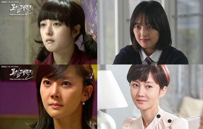 'SKY 캐슬' 염정아와 김보라의 인연이 재조명되고