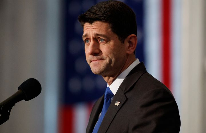 Paul Ryan's (R-Wis.) tenure as House speaker will be defined less by big intellectual ideas than by partisan politics and the