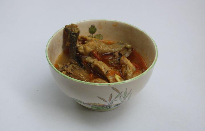 The East Indian 'Pintyacha Sop'