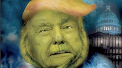 New York Daily News Torches Donald Trump With Blistering Grinch