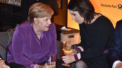 Merkel als Vorbild? Das sagt Grünen-Chefin Annalena