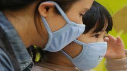 독감 환자가 한달 사이 4배 가까이