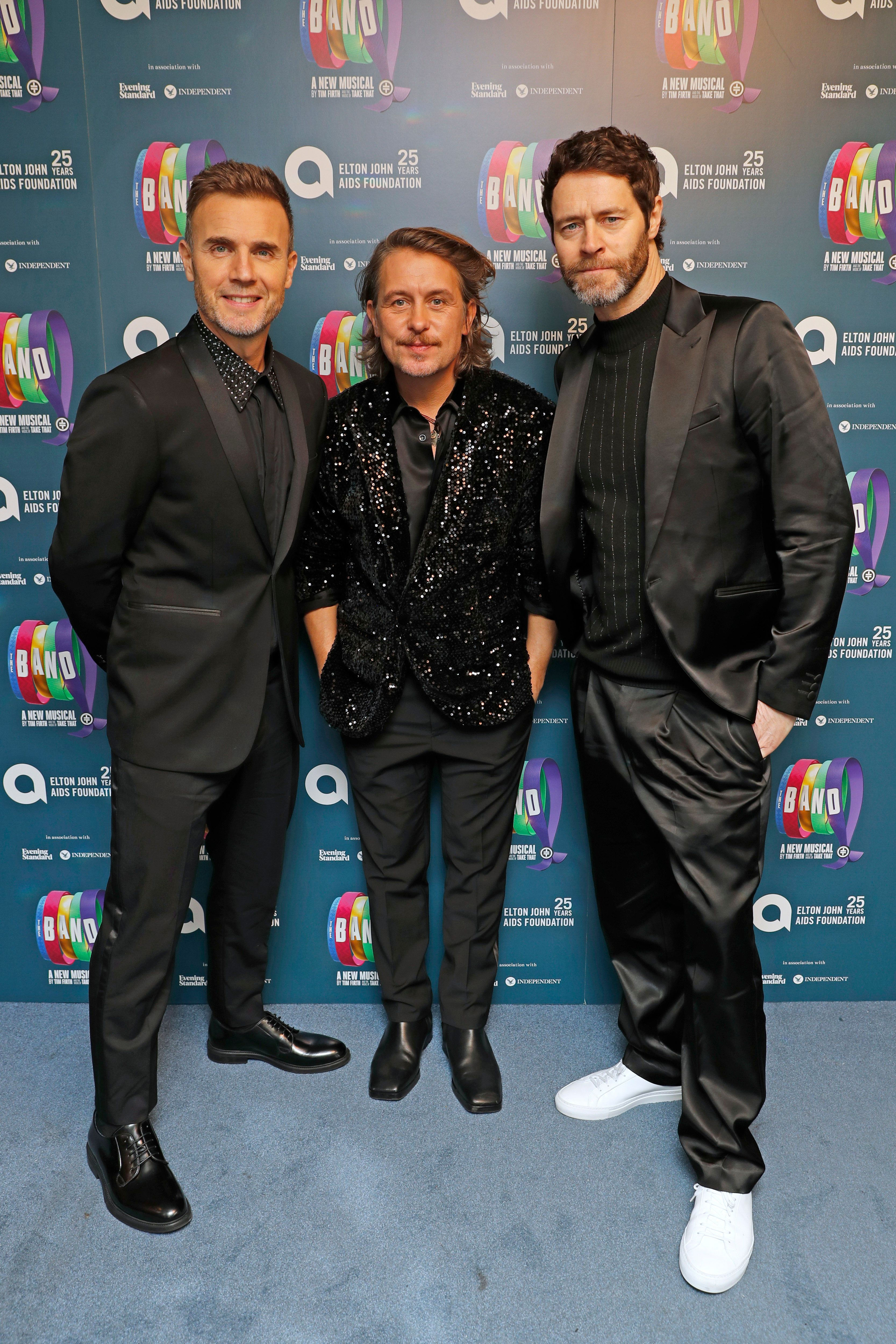 Gary Barlow Cancels Take That World Tour Due To Family