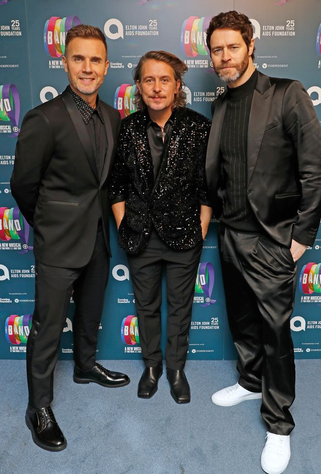 Take That will still hit the road in