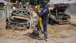Somalie: un double attentat fait 7 morts près du palais